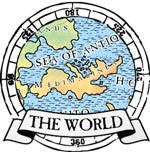 The Seven Seas - the World of the Merry Mariner